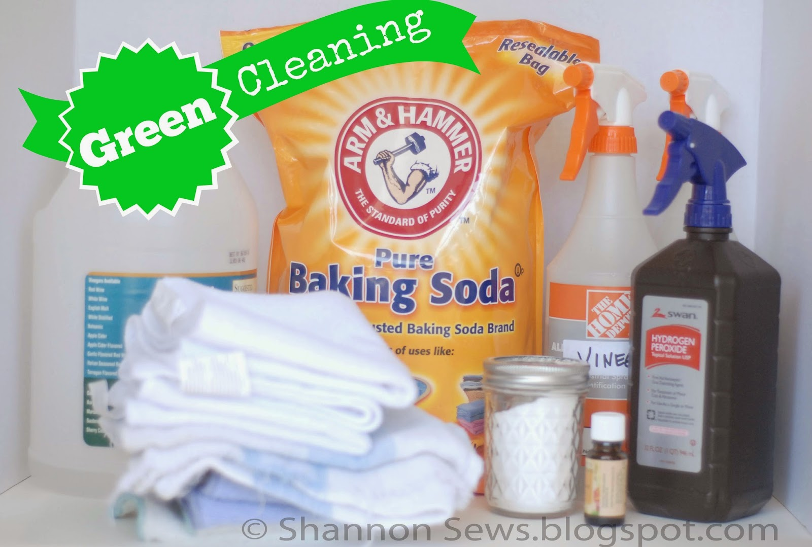 green, non-toxic cleaning recipes, alternatives, home and laundry