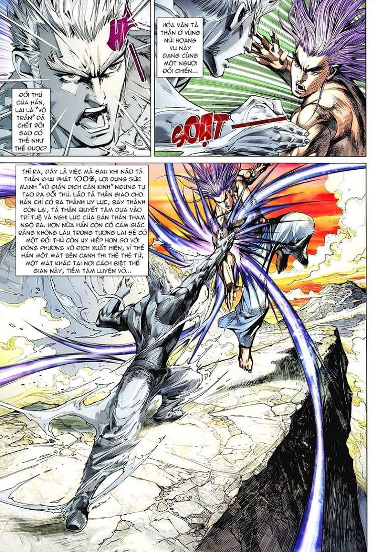 Hỏa Vân Tà Thần II chap 100 Trang 26 - Mangak.info