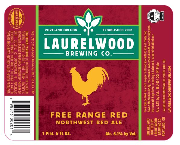 Laurelwood brewing to contract out production for 12oz for Laurel wood