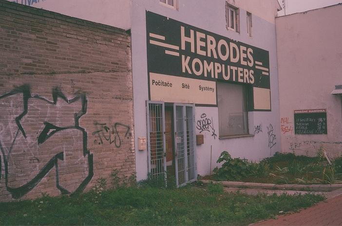 Herodes Komputers in Modrany