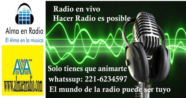 Alma en Radio