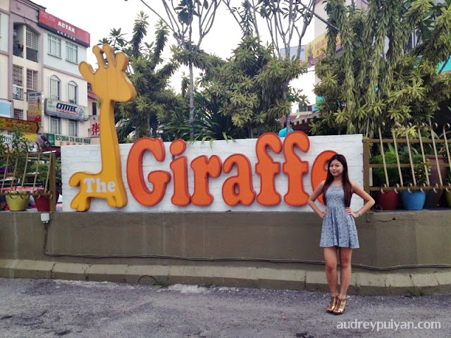 Food Reviews @ The Giraffe , Klang