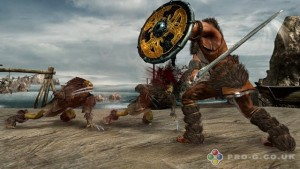 Download Beowulf The Game Torrent PS3 2007
