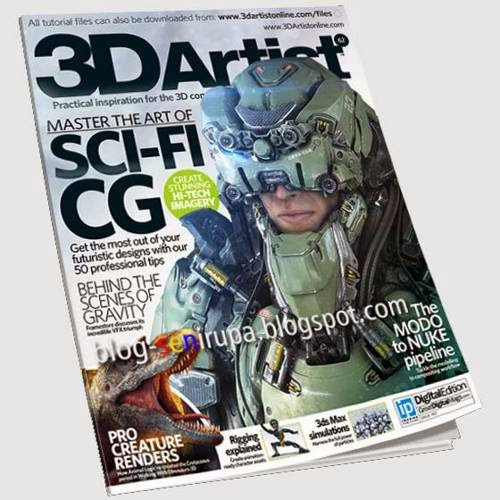 3DArtist Magazine Issue 62 January 2014