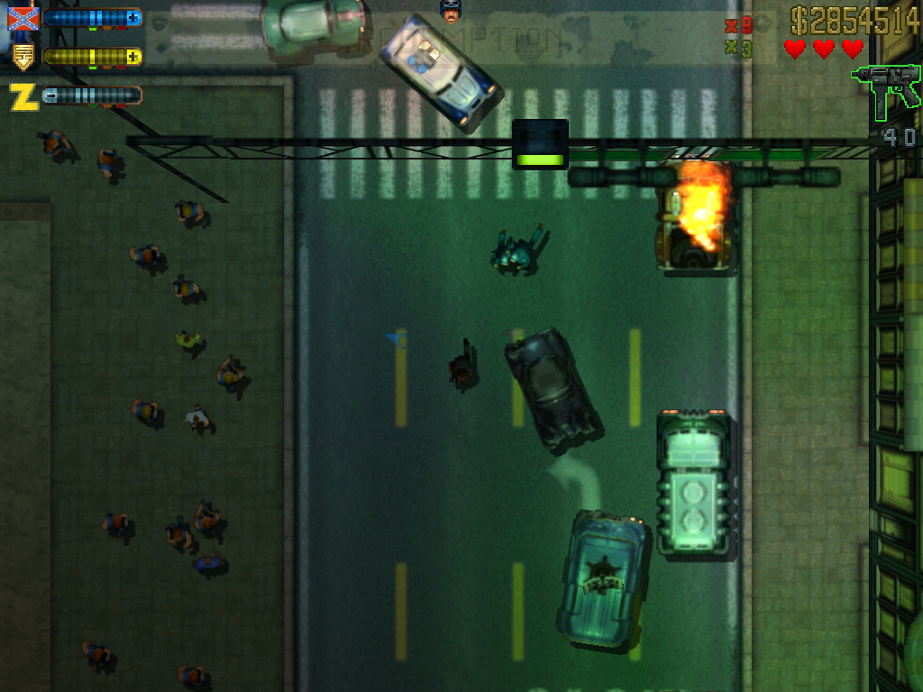 GTA - II PC Game