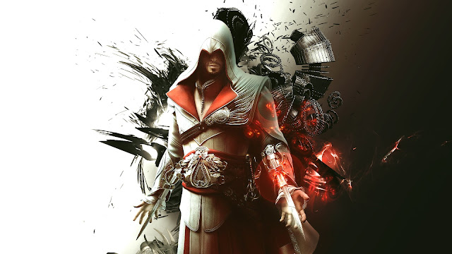 Assassins Creed Ezio Roma Game