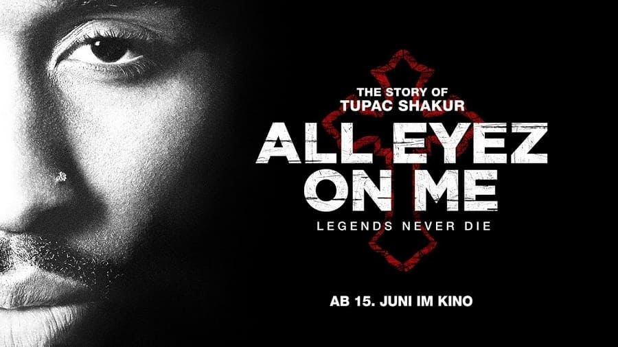 All Eyez on Me - A História de Tupac Download Imagem