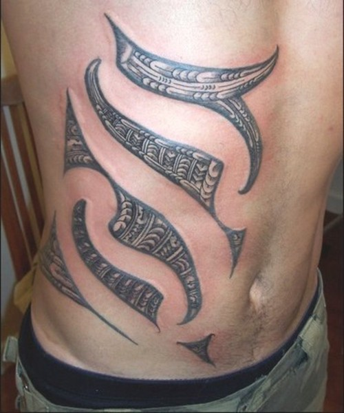 tribal tattoos -48