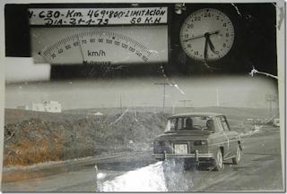primera foto de un radar