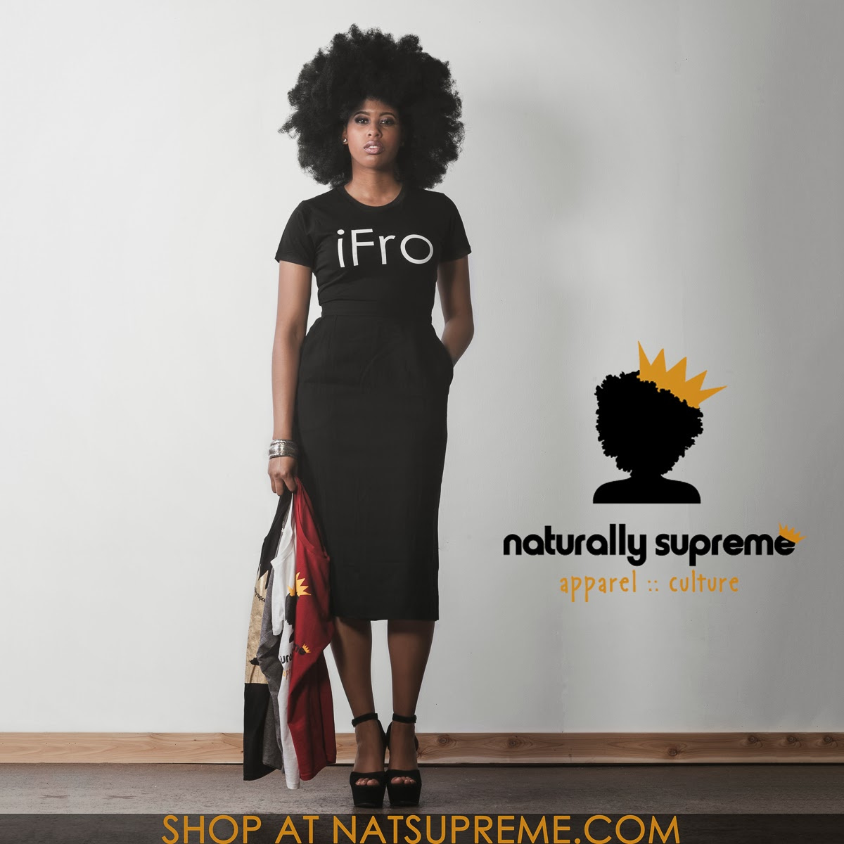 Naturally Supreme Apparel