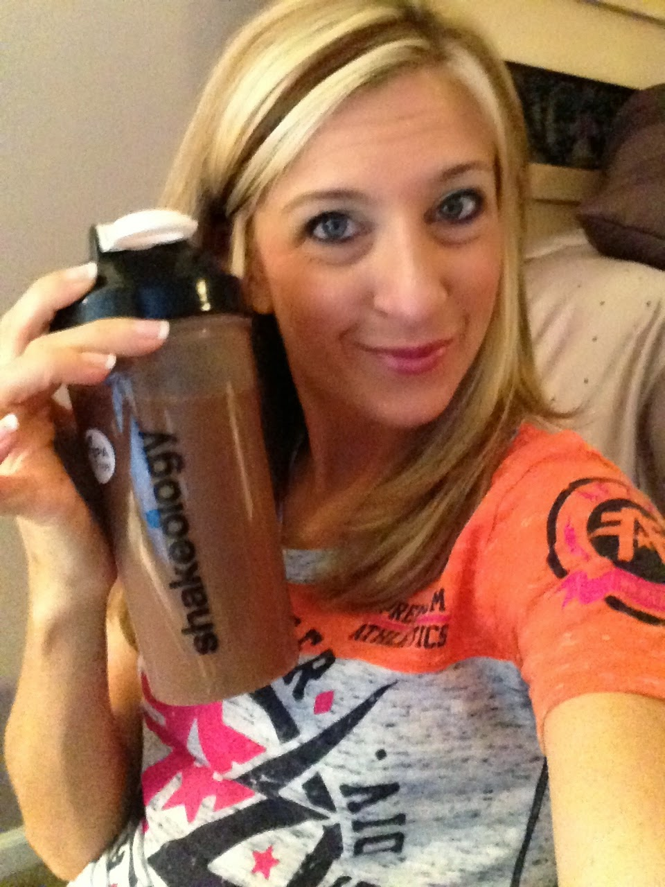 Shakeology on the go