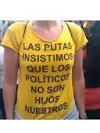 putas, políticos