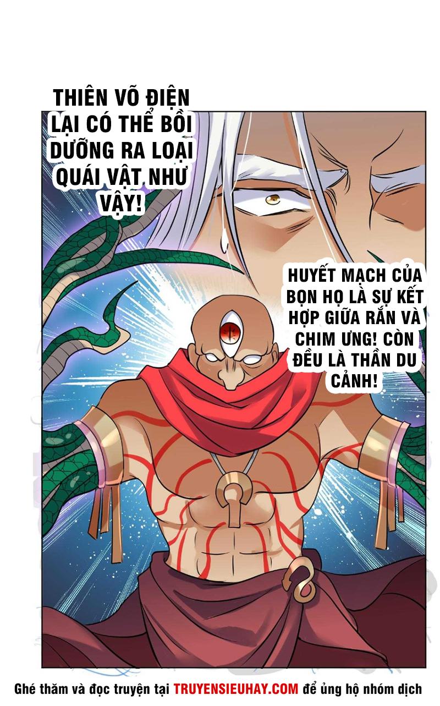 Võ Nghịch Cửu Thiên - Chap 51