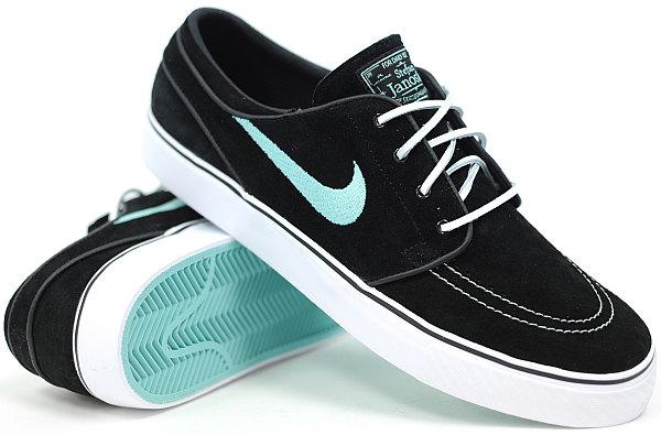 Nike Stefan Janoski Black Mint