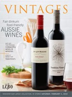 LCBO Wine Picks from February 1, 2014 Vintages Magazine