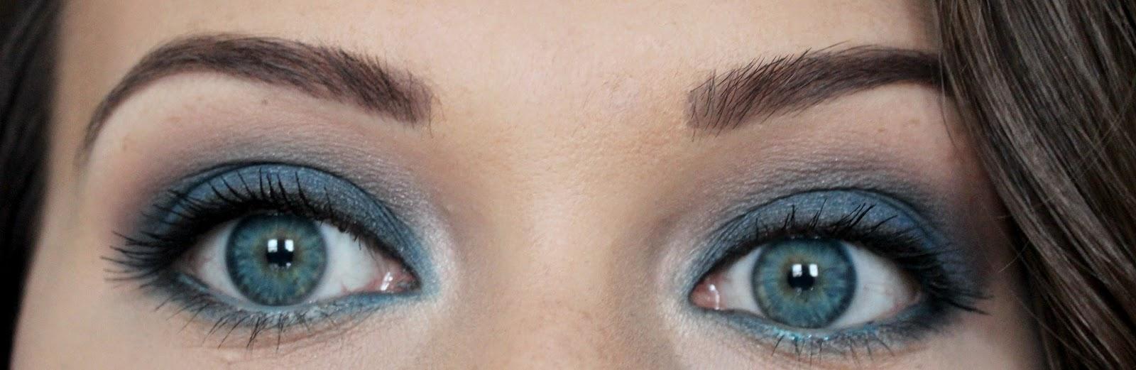 makeup art by ingrida ramanauskaite blue mood dramatic