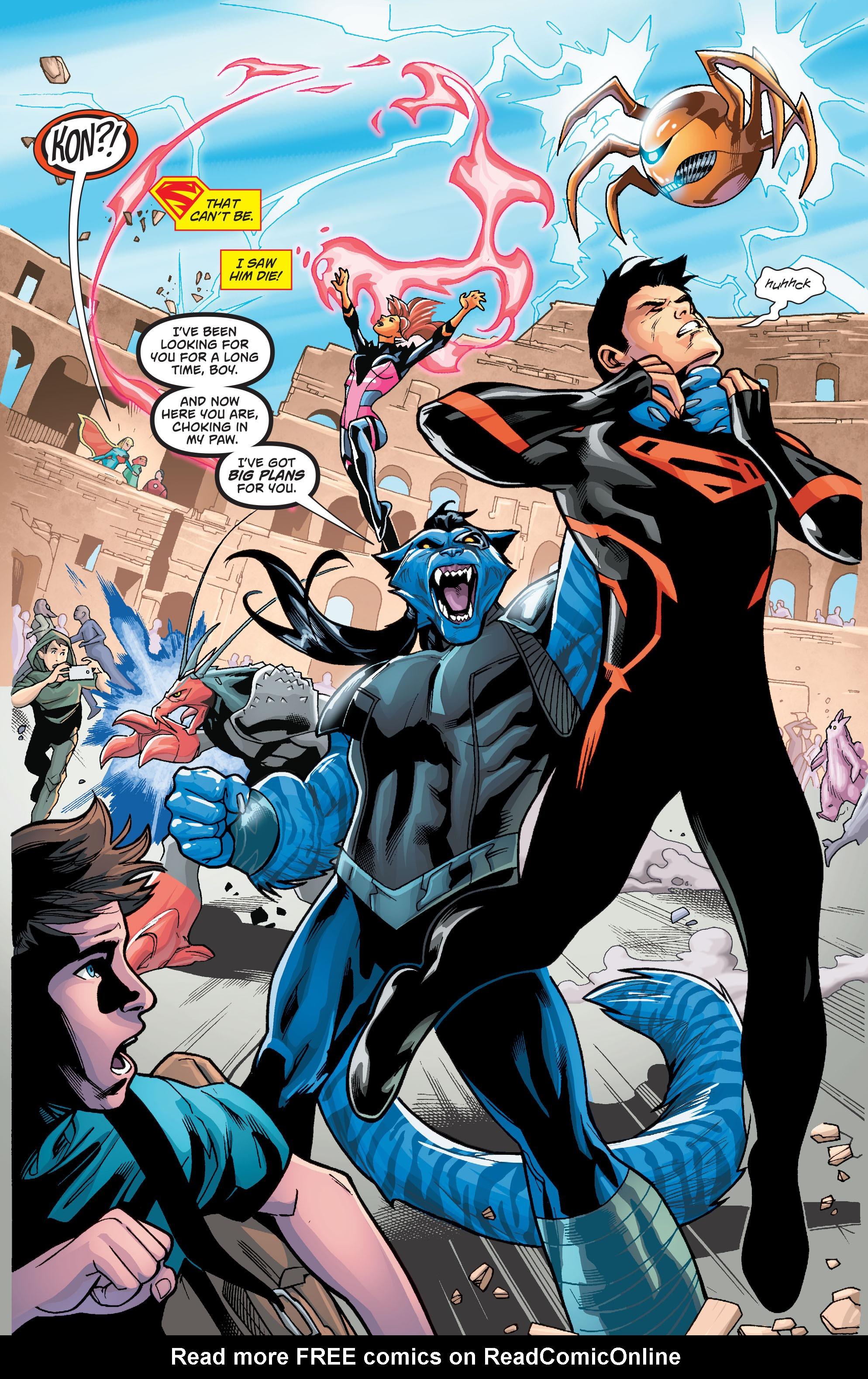 Supergirl (2011) Issue #38 #40 - English 12