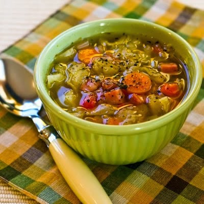 The Cabbage Soup Diet For Healthy Weight Loss