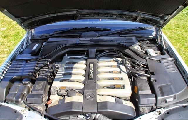 w140 v12 engine