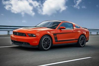 Mustang Boss