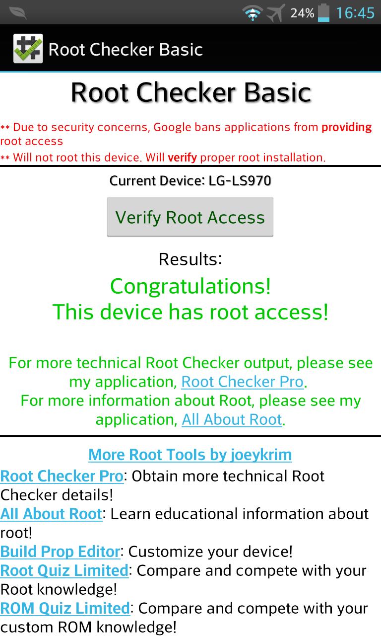 Aplikasi Framaroot untuk Root dan Unroot Android