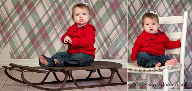 blog Sydney getting into the Holiday Spirit | Marlton New Jersey Baby Photographer