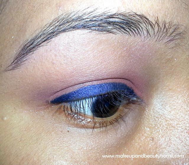 how to use maybelline eye studio eyeliner