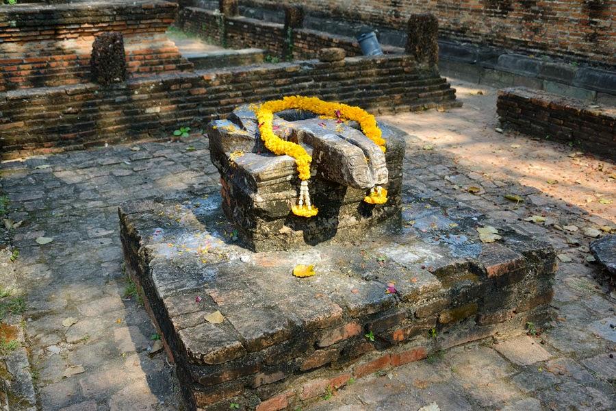 Wat Si Sawai, Sukhothai w Tajlandii