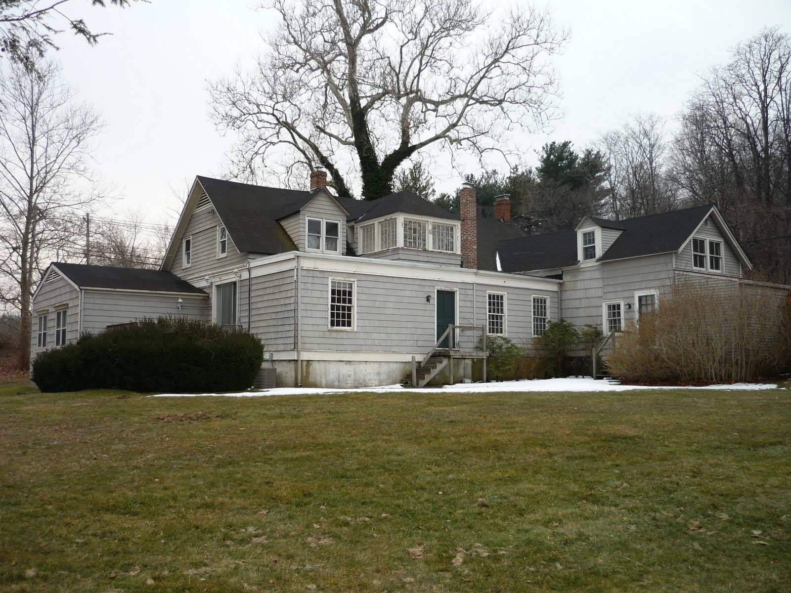 Esther Townsend House aka Mill Pond House West Shore