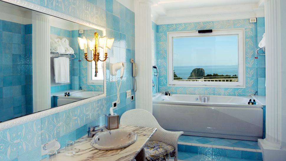 El blog de un hiperactivo psicolog a c mo afectan los for Caribbean bathroom ideas