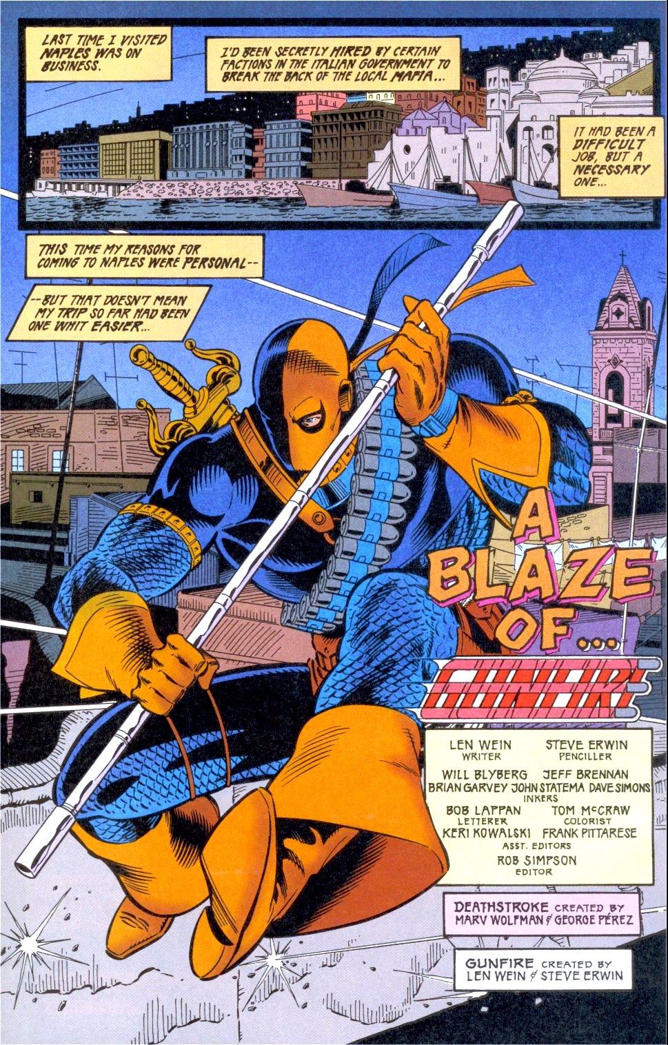 Deathstroke (1991) Annual 2 #2 - English 7