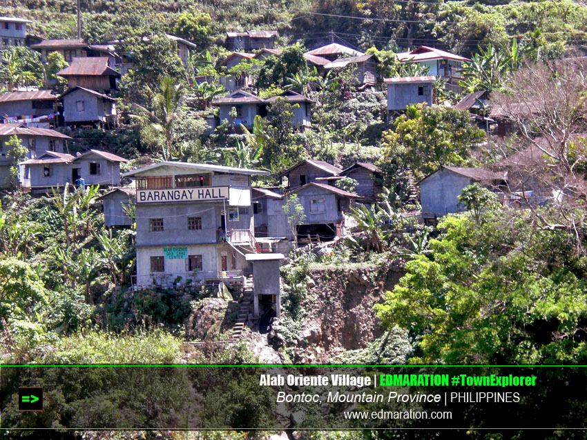 Alab Village, Bontoc, Mountain province