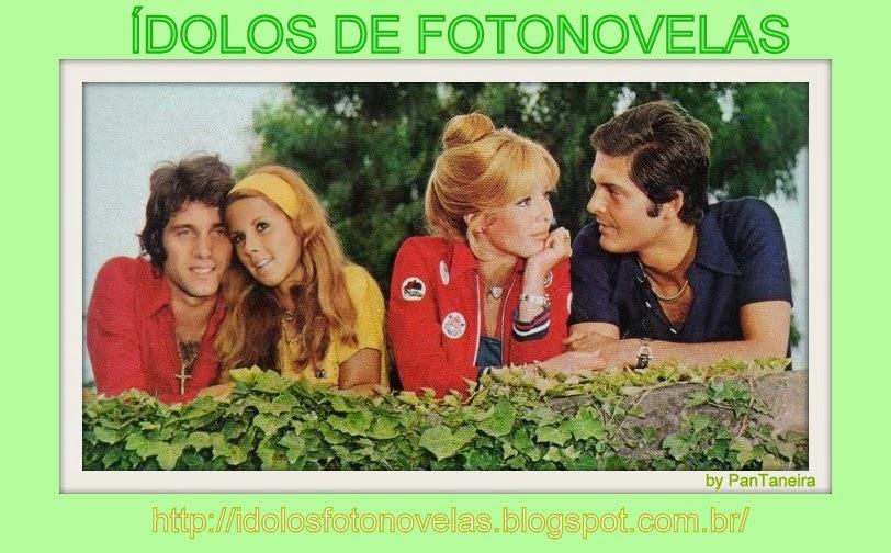 ÍDOLOS DE FOTONOVELAS