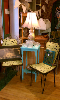 French 50s chairs still available