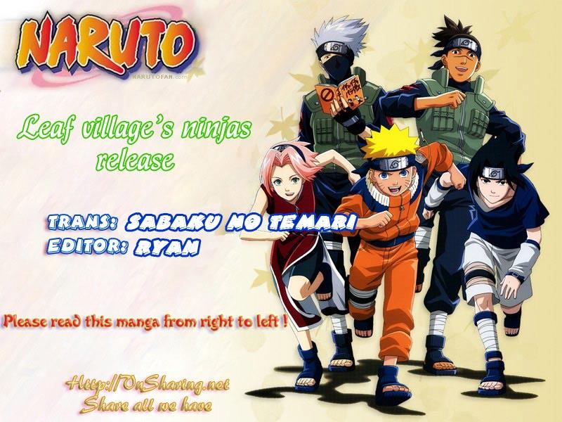 Naruto chap 409 Trang 19 - Mangak.info