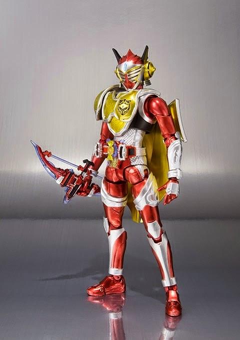 S.H. FiguArts Kamen Rider Baron Lemon Energy Arms Official ...