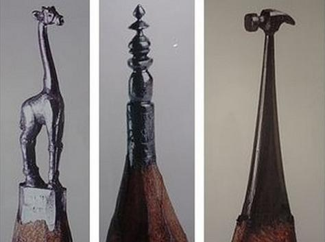 The Most Incredible Miniature Pencil Art