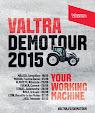 Valtra Demotour 2015