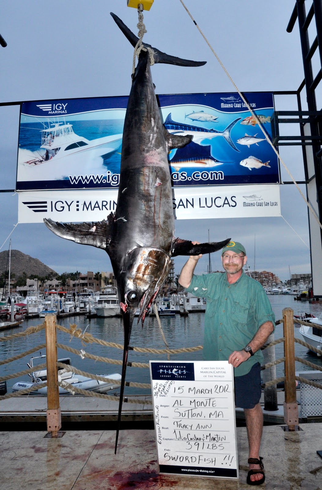 International fishing news mexico cabo san lucas fishing for Cabo san lucas fishing report
