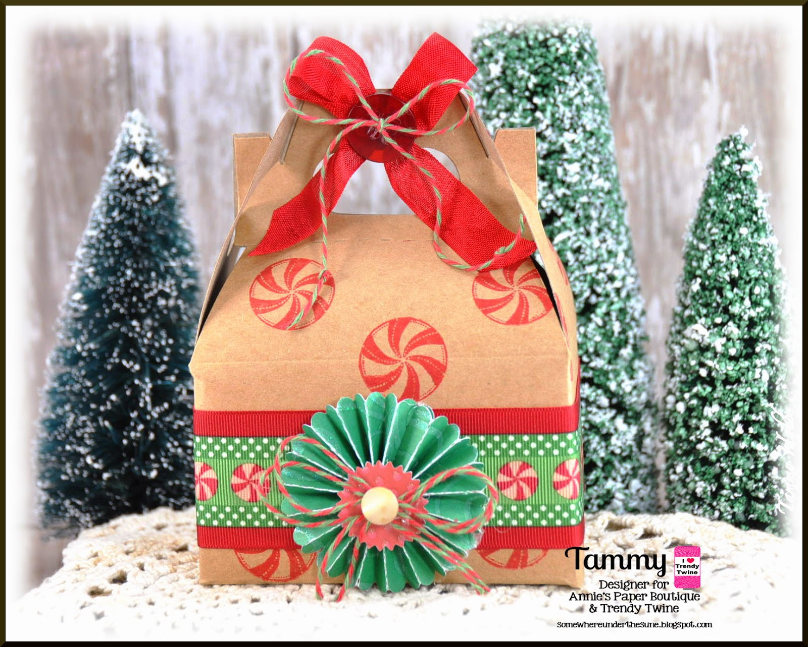 Twine it up by annie s paper boutique trendy