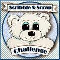Scribble & Scrap Challenge