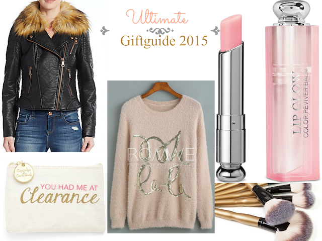 Ultimate Shopping Gift Guide 2015