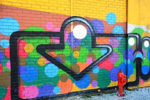 Graffiti Lisbon