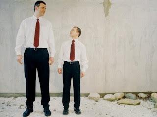 tall people