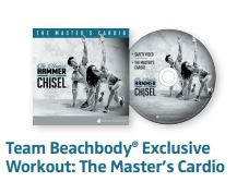 hammer and chisel, body beast, 21 day fix, tbb, the masters