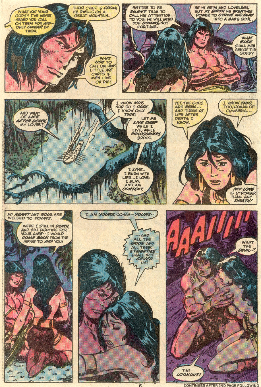 Conan the Barbarian (1970) Issue #100 #112 - English 5