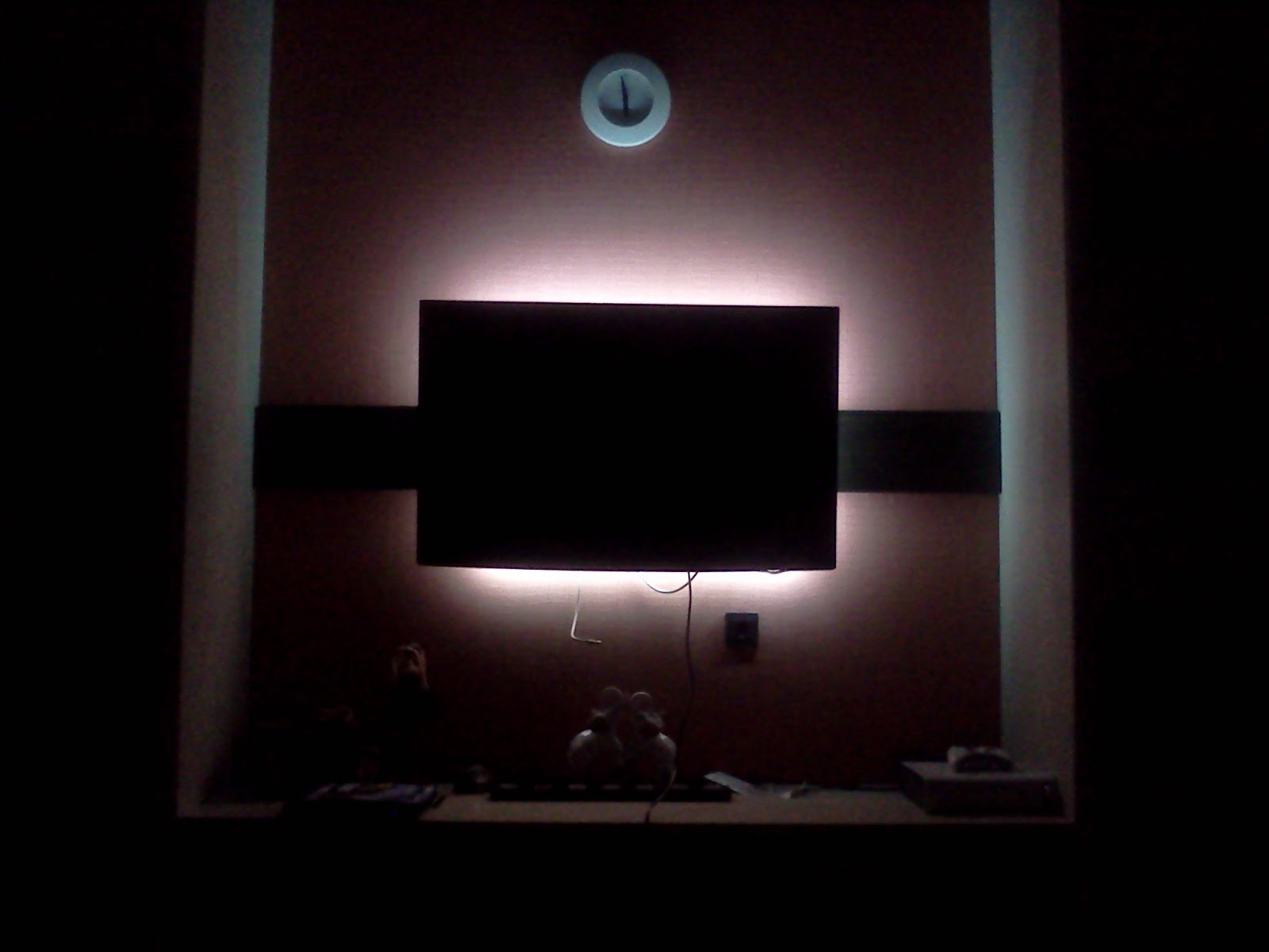 Подсветка для телевизора своими руками
