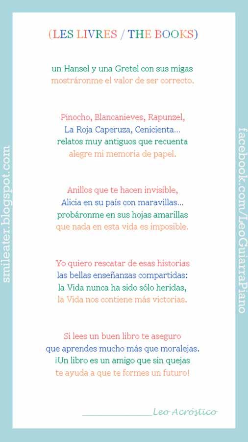 Poemas De Rima