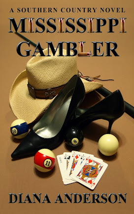Mississippi Gambler (A Southern Country Novel) 2nd in series