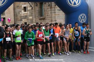 Carrera de Santo Toribio Astorga www.mediamaratonleon.com